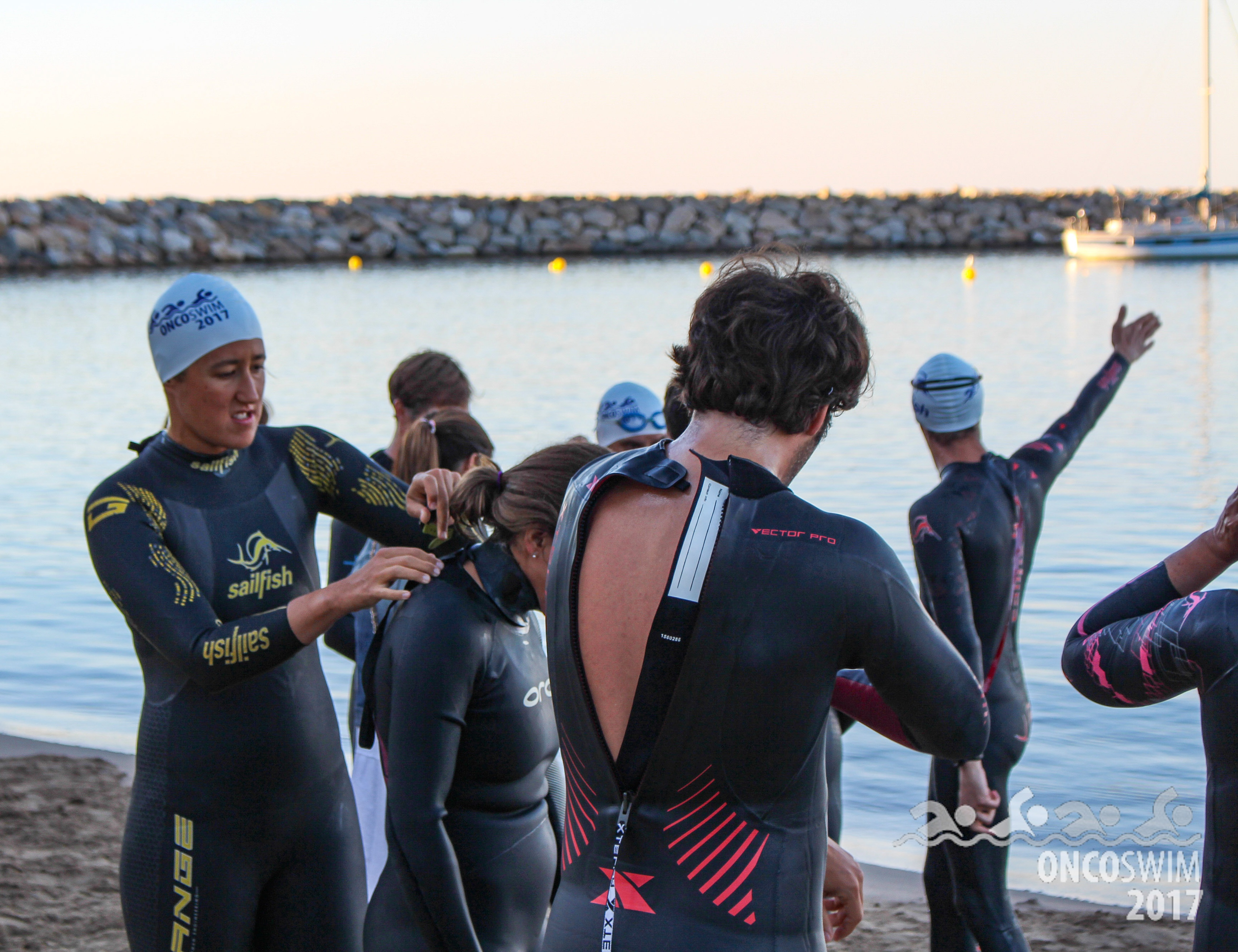 La OncoSwim 2018 será el 2 de junio. Save the date!