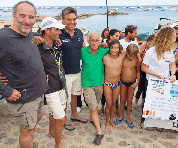 Join us on 2nd of June at OncoSwim and Solidary Mile!